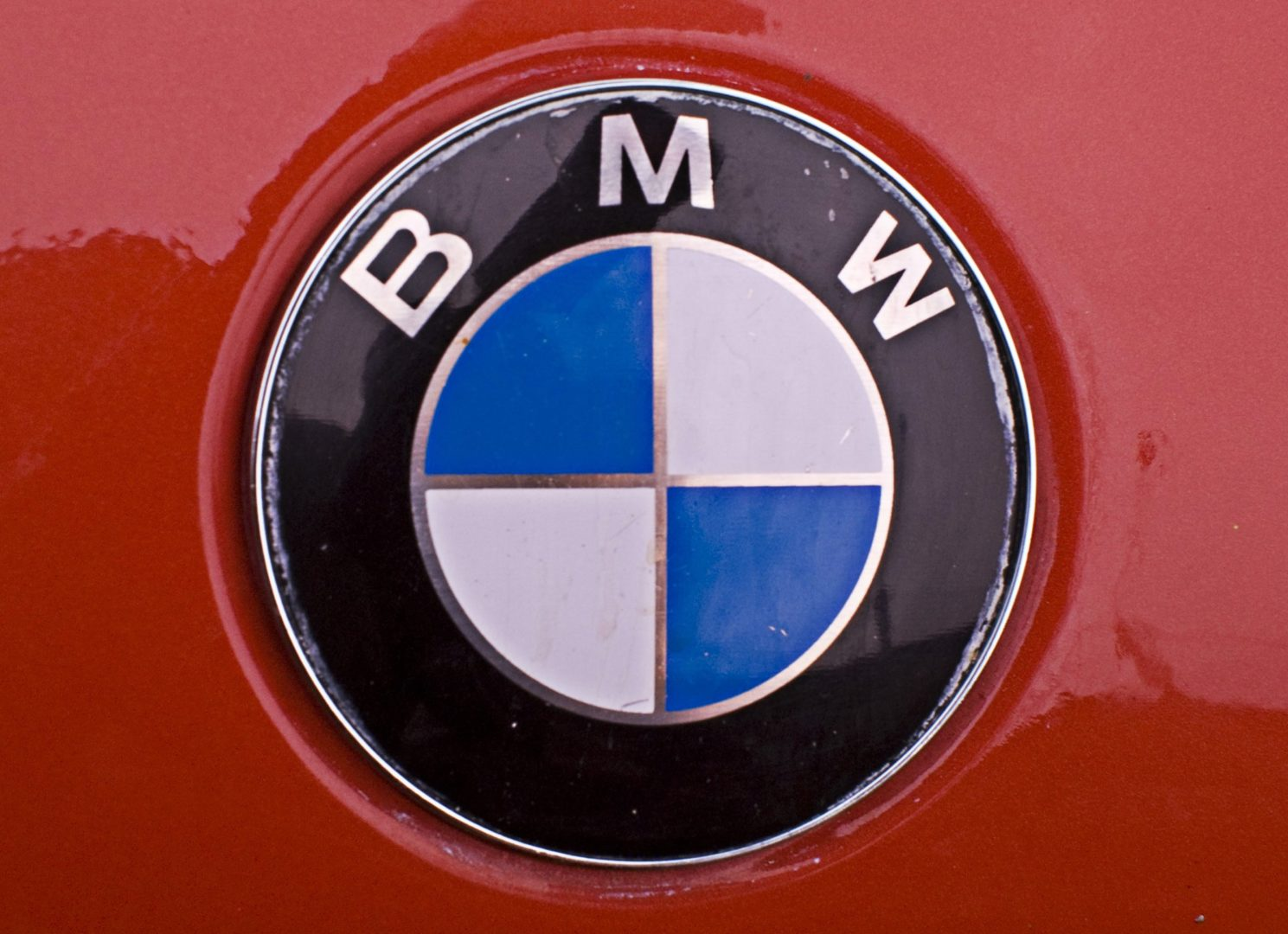 BMW Motorcycles Logo