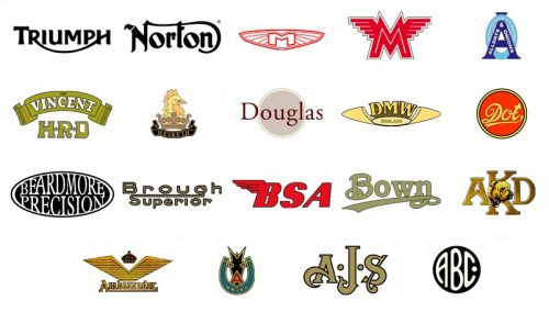 British motorcycle brands