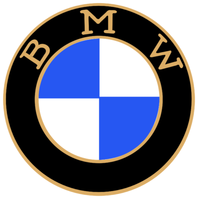 Old BMW Logo