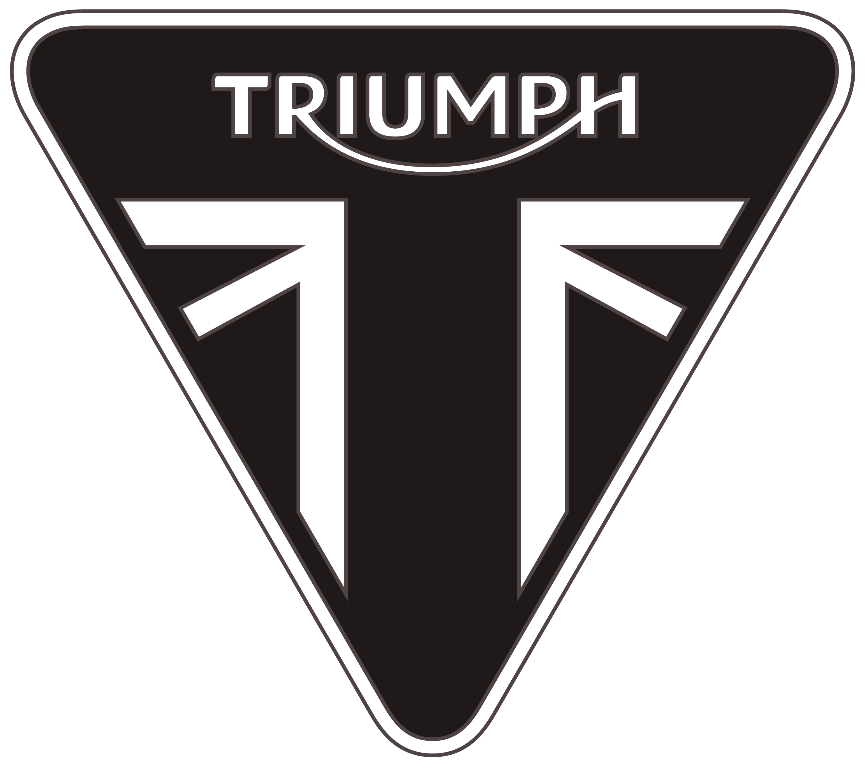 Triumph Logo Motorcycle Brands