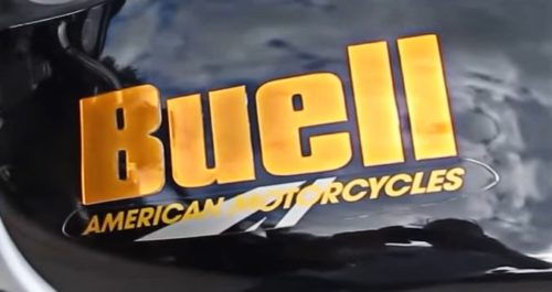 Harley Davidson Font >> Buell Logo: History, Meaning   Motorcycle Brands