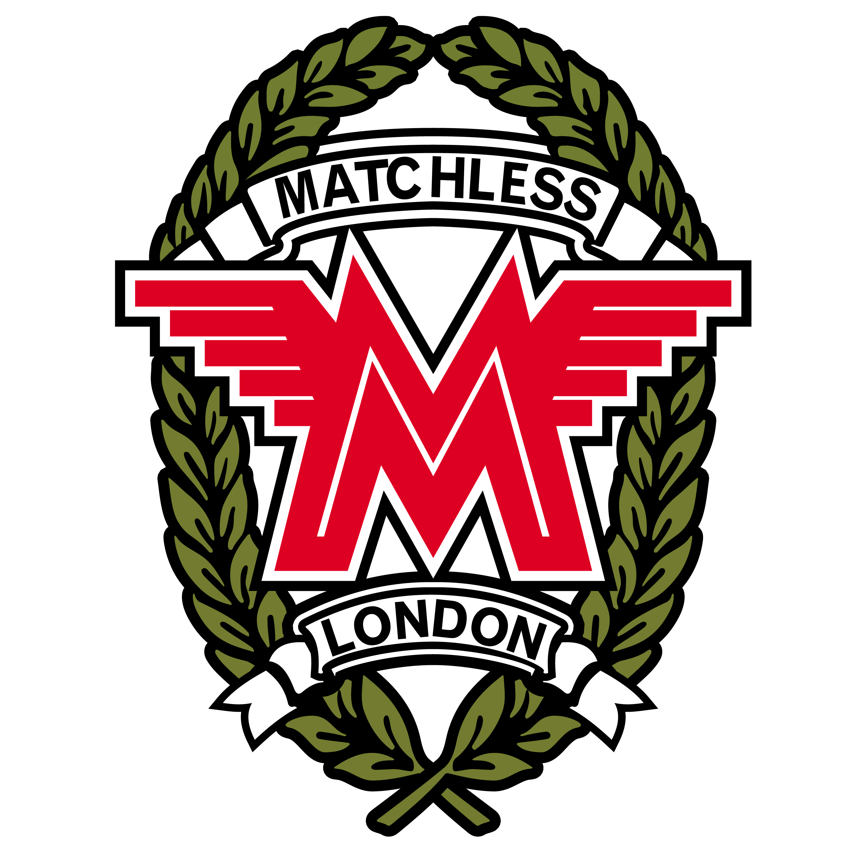 Matchless Motorcycle Logo