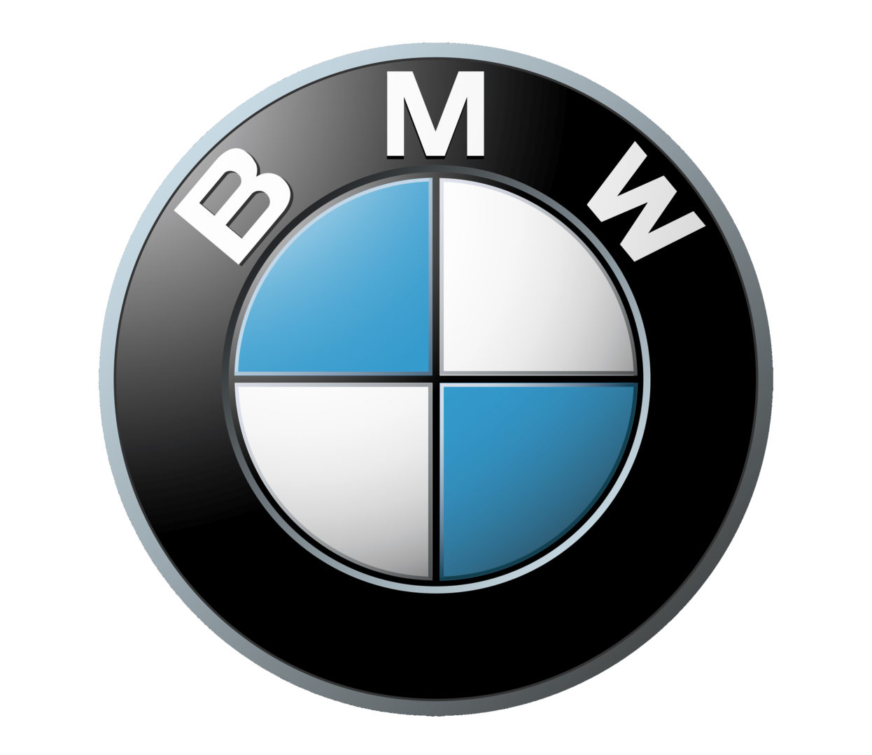 Current BMW Logo