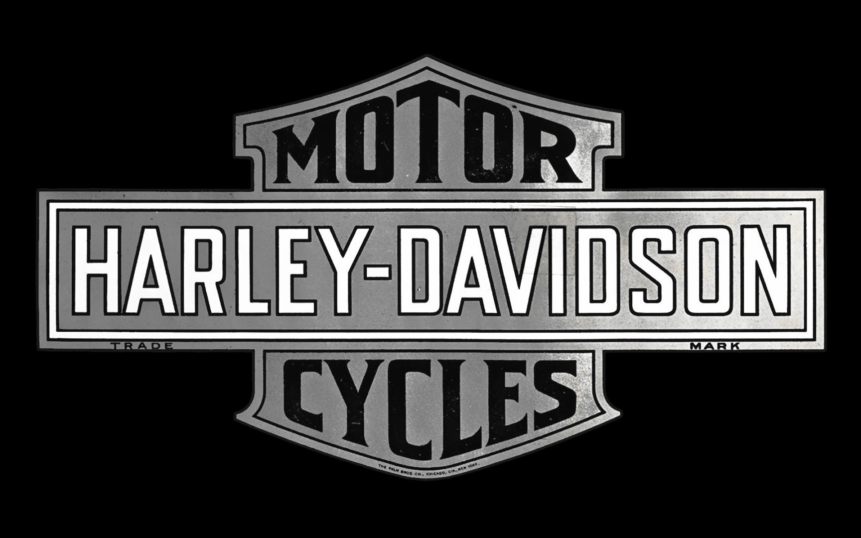 Harley-Davidson Motorcycle Logo History And Meaning, Bike