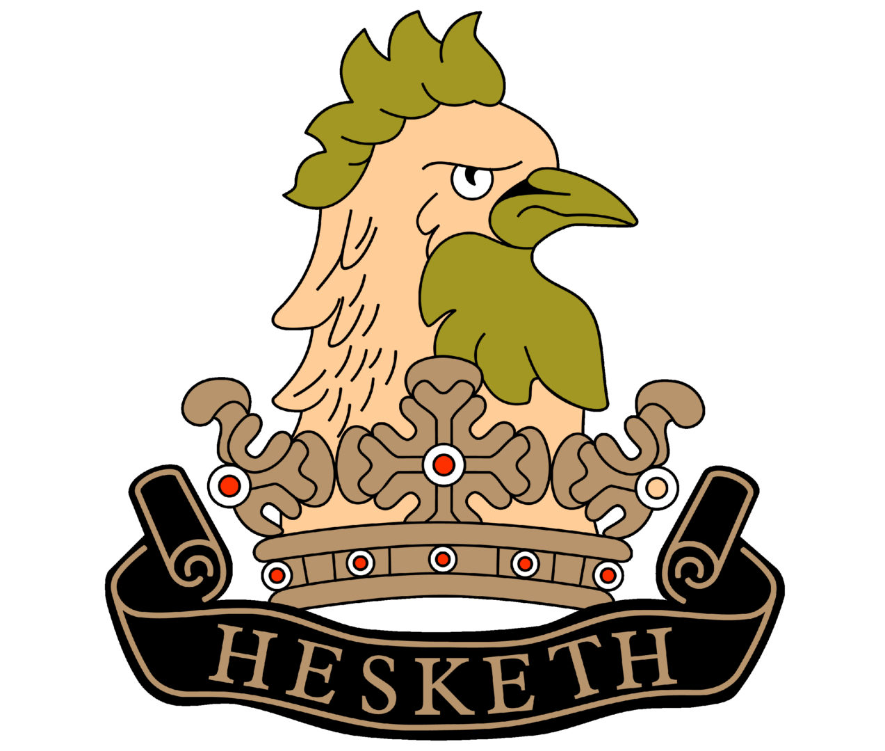 Hesketh Motorcycle Logo