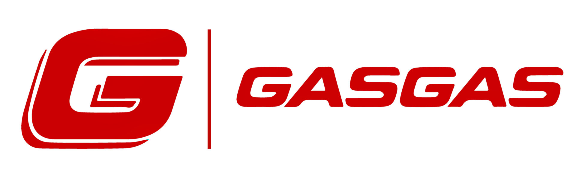 Gas Gas logo motorcycles