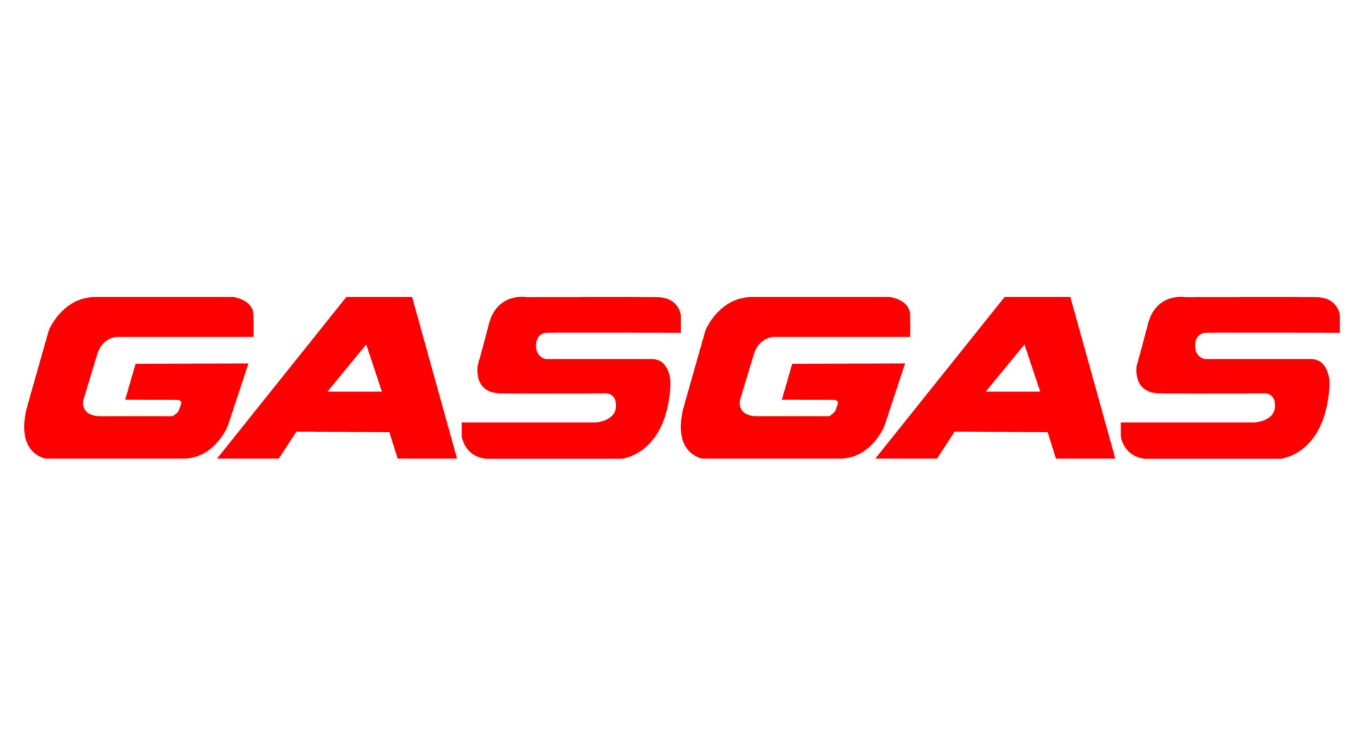Gas Gas motorcycle logo
