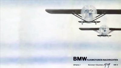 bmw logo propeller 1929