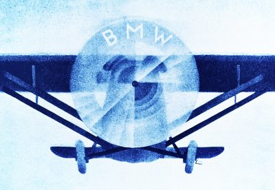 bmw logo propeller 1942