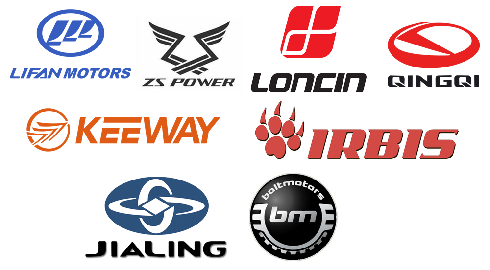Chinese Motorcycle Brands
