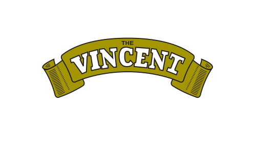 Vincent motorcycle logo
